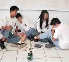 Empat Pelajar Diduga Mesum dan Pesta Miras di Pantai Ketapang Dipulangkan