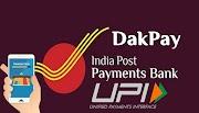 DakPay | DakPay App | IPPB DakPay