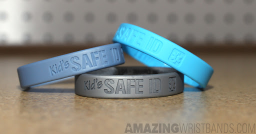 Kids alert bands