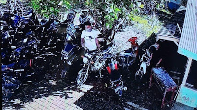 DOR, Dua Pencuri Sepeda Motor di SMAN 1 Sergai Ditembak Polisi