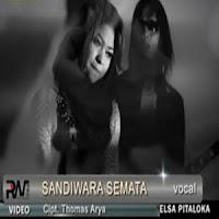 Lirik Lagu Elsa Pitaloka - Sandiwara Semata