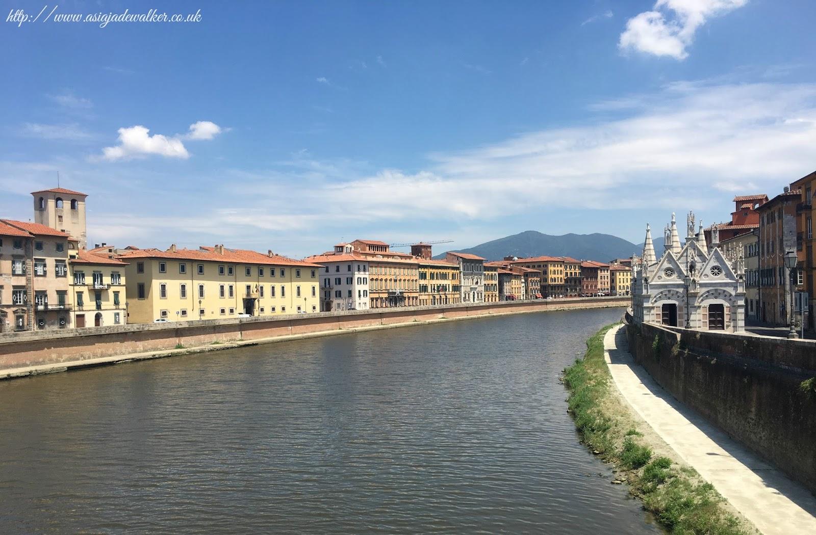 My Mediterranean Holiday 2017 | Day 7: Livorno & Pisa ...
