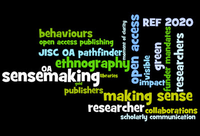 Making Sense - A Researcher Centred approach to funder mandates - JISC OA Pathfinder