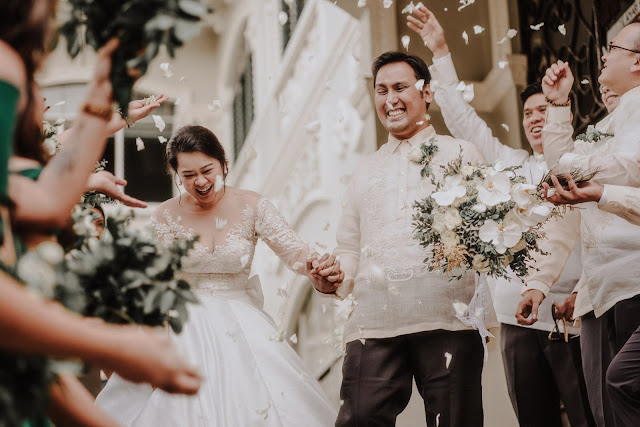 Budomo-Bacay Wedding