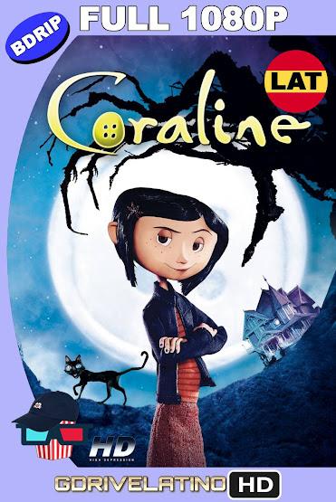 Coraline Y La Puerta Secreta (2009) BDRip 1080p Latino-Ingles MKV