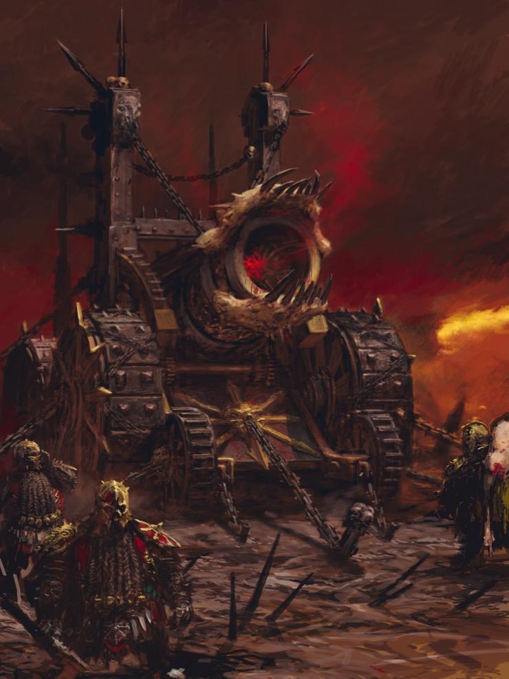 Forgeworld Updates In Light of the General's Handbook ...  Forgeworld Upda...