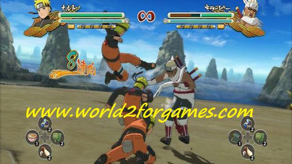 تحميل لعبة Naruto a Boruto : Shinobi Stricker للكمبيوتر