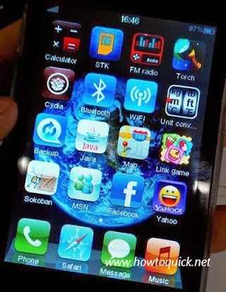 How to Configure GPRS settings on your iPhone 4S Clone (China Phone)