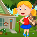 G4K Play School Girl Resc…