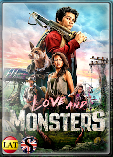 De Amor y Monstruos (2020) HD 720P LATINO/INGLES