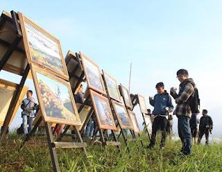 Bukit Gerday Bawang Bakung