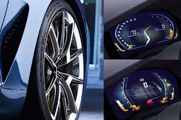 BMW 8 Series 2018 Interior