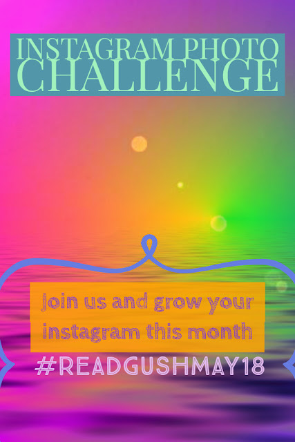 Instagram photo challenge - Read Gush May on Reading List