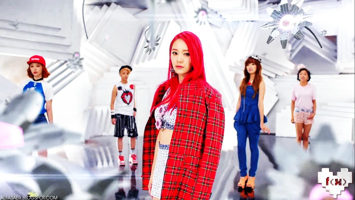 ::Alfas::Asia Entertainment Resource::: F(x) - Rum Pum Pum ... F(x) Rum Pum Pum Pum Wallpaper