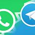 Vocês estão enojados das novas políticas de Espionagem do mensageiro do Facebook? Saiba como migrar as conversas do WhatsApp para o Telegram