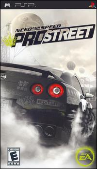 Need for Speed ProStreet [PSP - EUR] [ISO - Español]