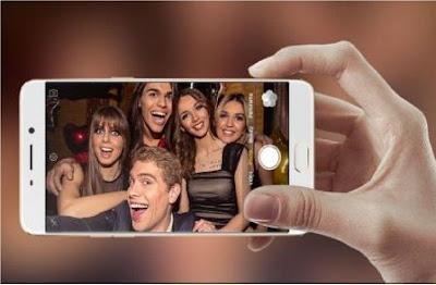 Cara Memaksimalkan Kamera Selfie Oppo panorama