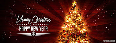 Merry Christmas Facebook Cover Photos Images Pics