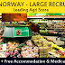 Jobs in Norway - Large Recruitment to Norway 2020
