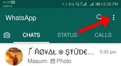 WhatsApp Problem solve Process