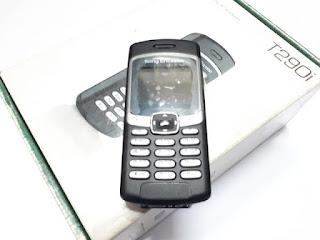 Hape Jadul Sony Ericsson T290i New Sisa Stok Garansi Resmi Sony Ericsson