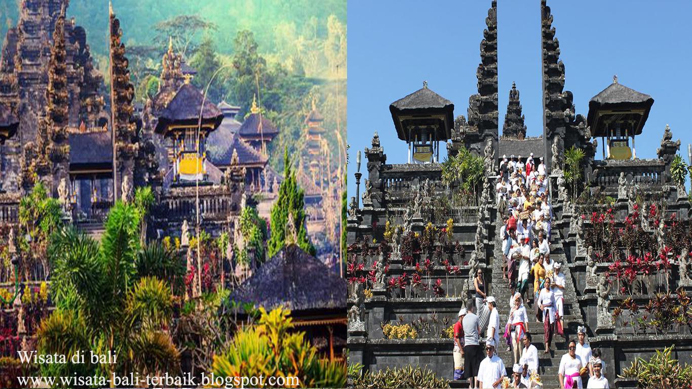 5 Objek Wisata Pura Di Bali