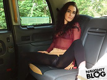 Fake Taxi – Lola Rae: Innocent Teen Takes On Big Cock
