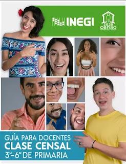 GUÍA PARA DOCENTES CLASE CENSAL 3º-6º DE PRIMARIA