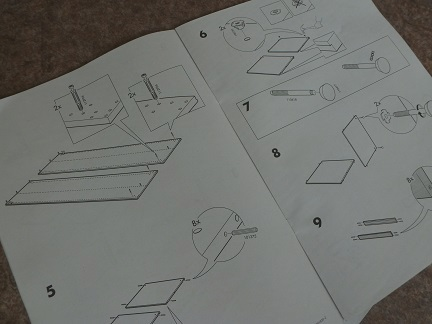 Binnenkant Vijf Ikea Kasten In Elkaar Gezet
