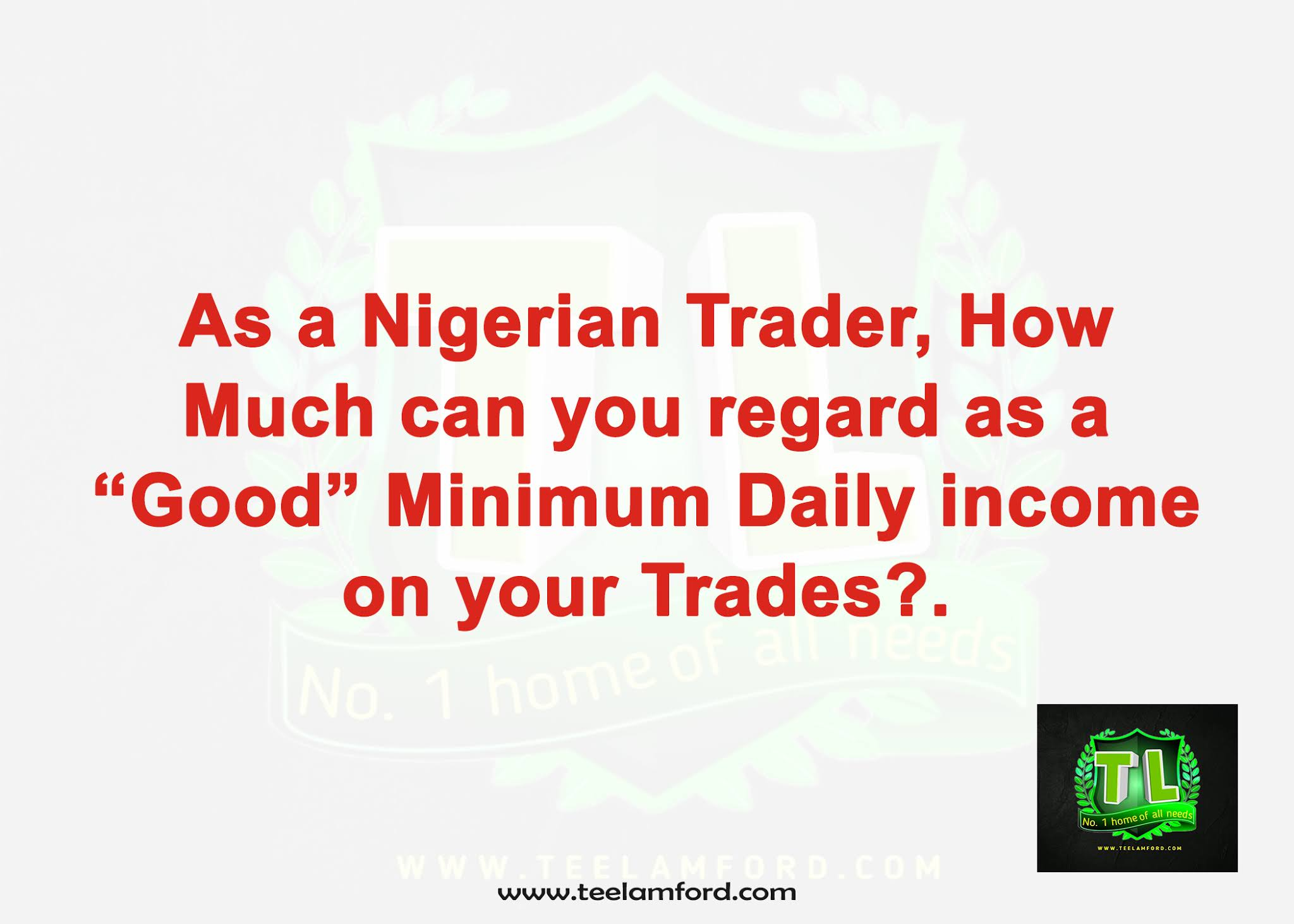 Nigerian-Trader-How-much-daily-income-Teelamford