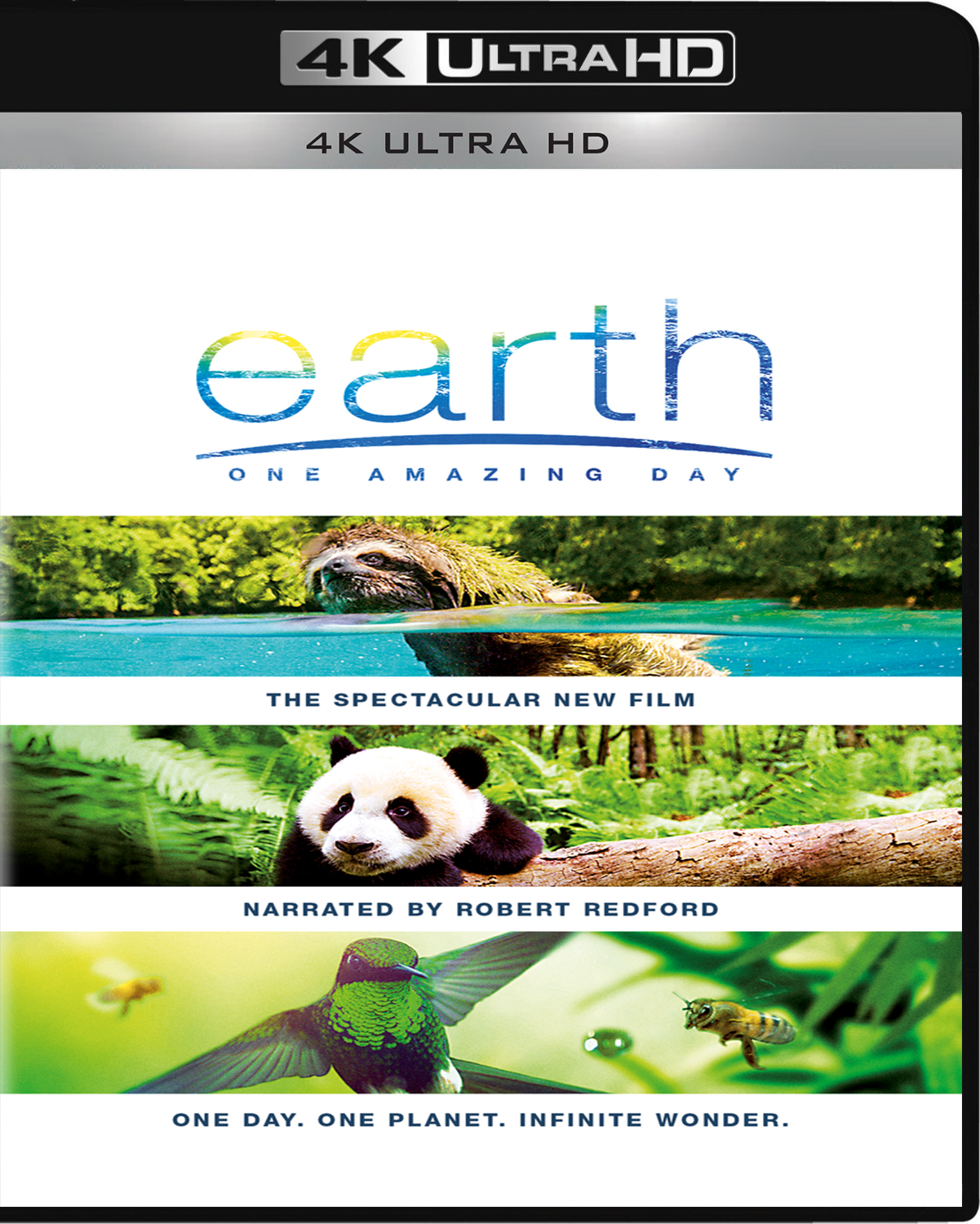 Earth: One Amazing Day [2017] [UHD] [2160p] [Subtitulado]