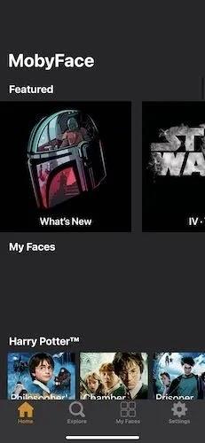 أفضل تطبيقات Apple Watch Face Mobyface