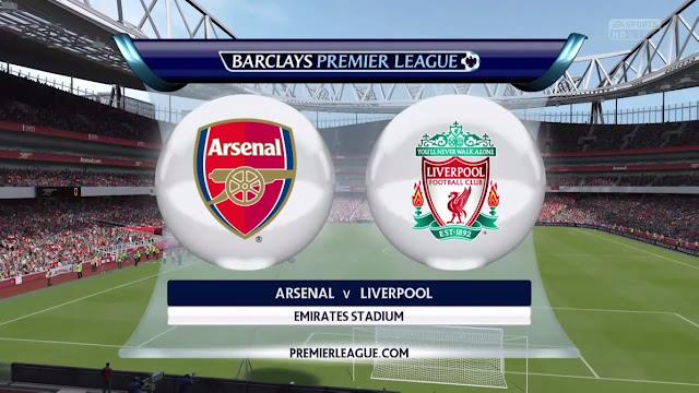Prediksi Pertandingan Liga Inggris Arsenal vs Liverpool