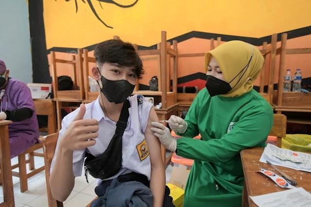 PTM Terbatas Dimulai, Atalia : Vaksinasi Bagi Pelajar Dipercepat