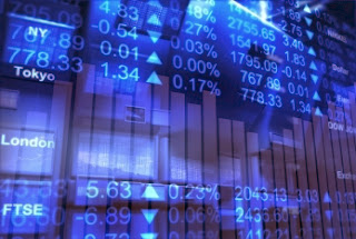 Stock Ticker Screen - Source: http://selectusa.commerce.gov/industry-snapshots/financial-services-industry-united-states