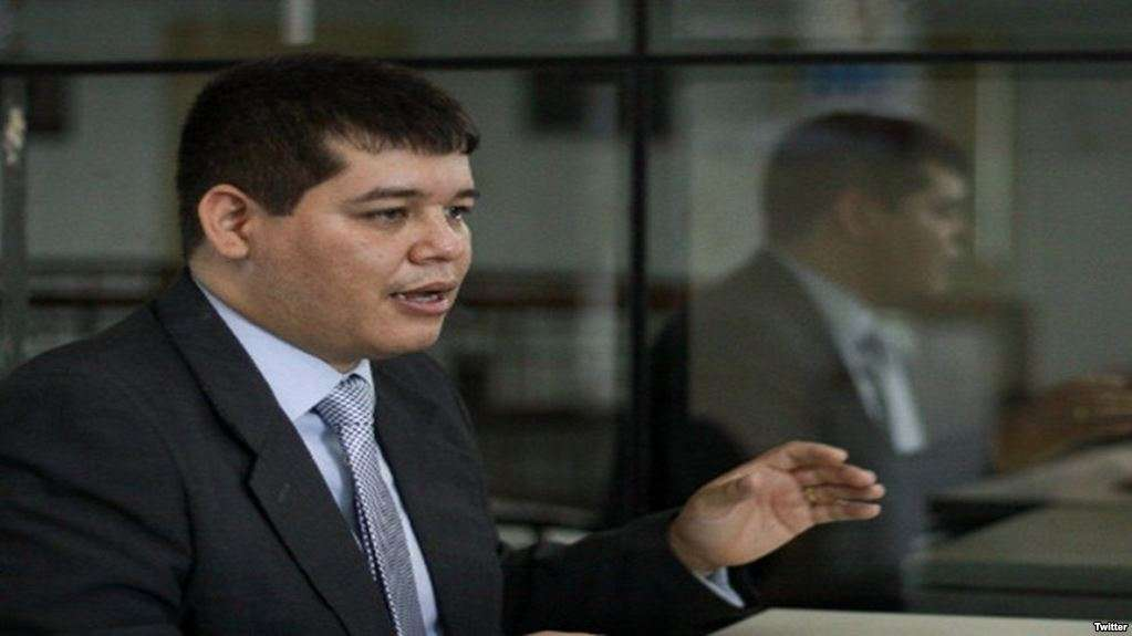 Ex funcionario del régimen chavista Christian Zerpa / AP