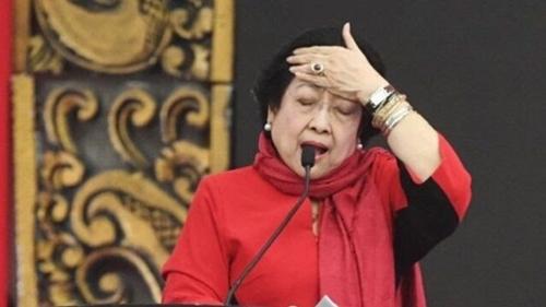 Megawati Ngaku Gak Kuat Dengar Koruptor Ditangkap, Netizen: Takut Keseret