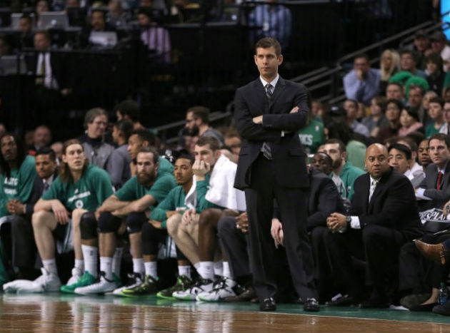 Brad Stevens, coach des Boston Celtics