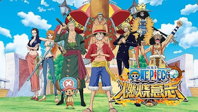 One Piece Burning Will english apk download