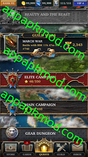 Legendary: Game of Heroes Hack
