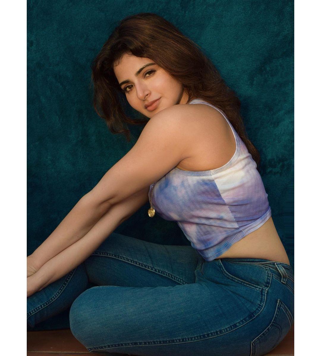 Actress Iswarya Menon Latest Hot Photoshoot Stills