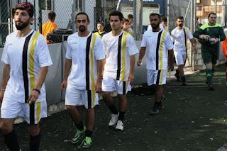 Φιλικός αγώνας ποδοσφαίρου στο Χαϊδάρι για τη στήριξη των προσφύγων