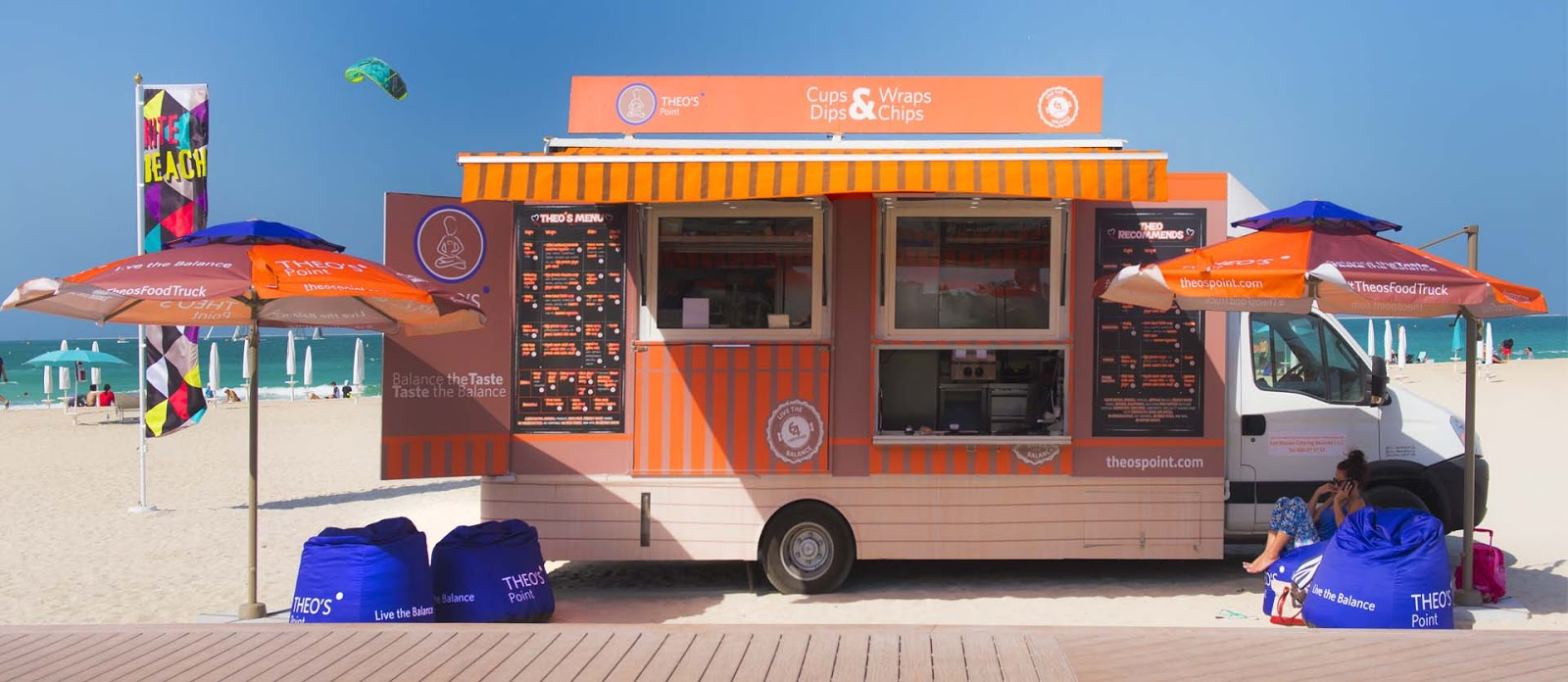 Theos Food Truck Dubai | Healthy Diet Plan