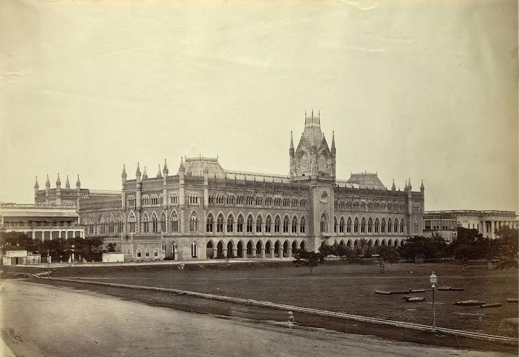 High (Supreme) Court building Calcutta (Kolkata)