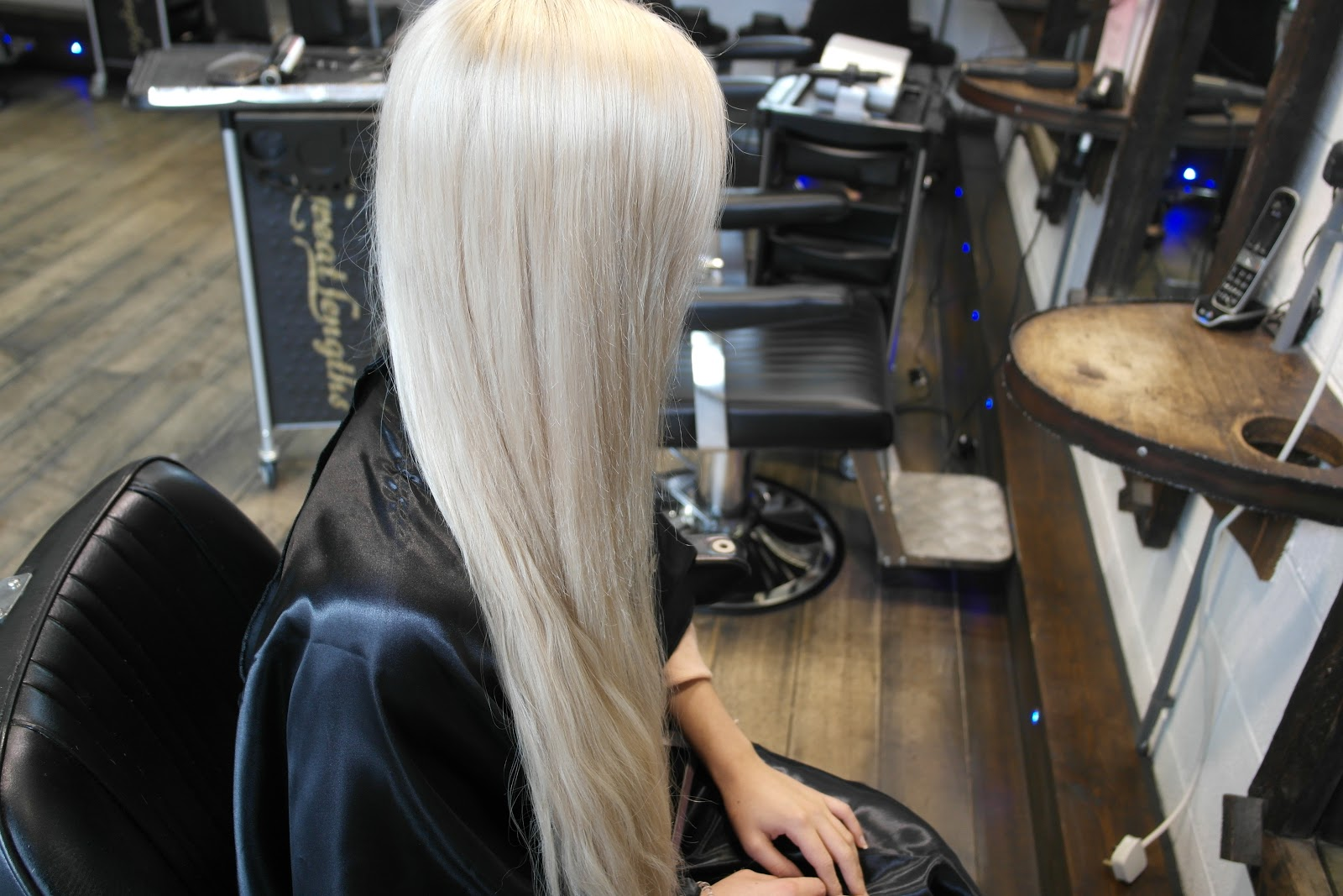 I Have Visited M Hair Extensions A Couple Of Times Since Then Once To Blowdry And My Roots Touched Up They Are Such Lovely Salon