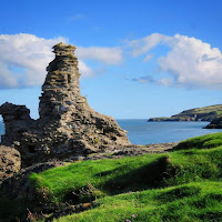 Pictures of Ireland: Black Castle in County Wicklow