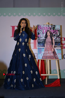 Bollywood Actress Juhi Chawla Launchs Better Homes 10th Anniversary Celetion Cover  0025.JPG