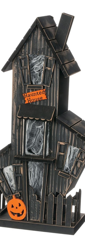 Sullivans Haunted House Decoration