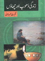 Zindagi Dhoop Aur Chaon Novel by Nighat Abdullah