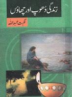 Zindagi Dhoop Aur Chaon Novel by Nighat Abdullah